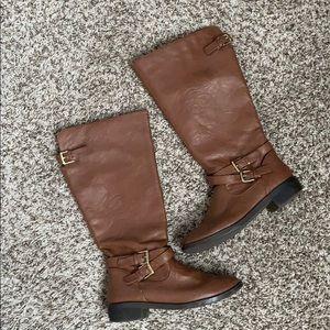 Girls Below the Knee Boot